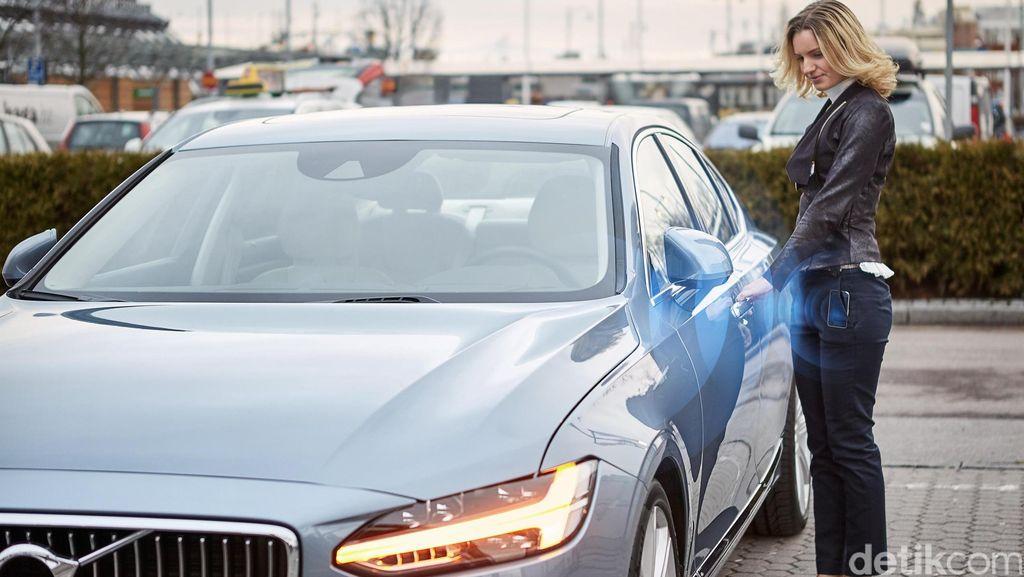 Volvo Akan Luncurkan Mobil Tanpa Kunci