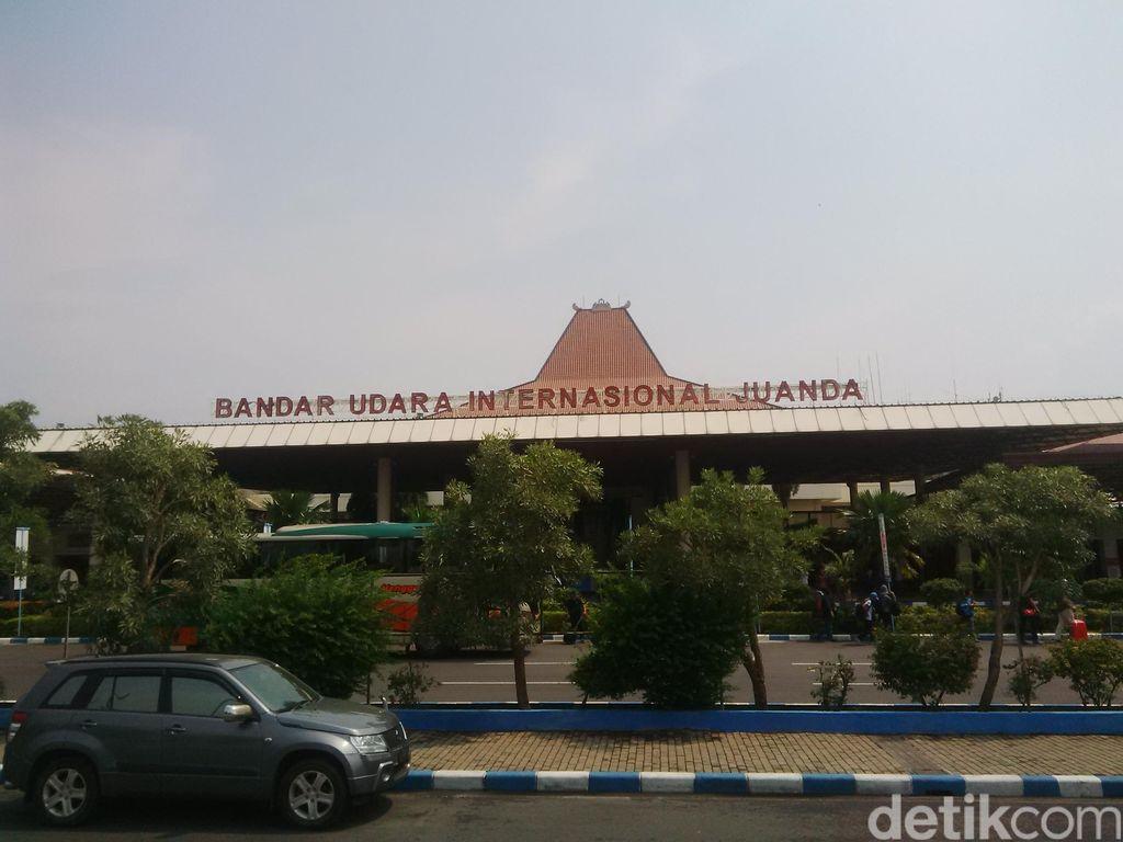 Perbaikan Runway, Bandara Juanda Ditutup Hingga Pukul 12.00 WIB