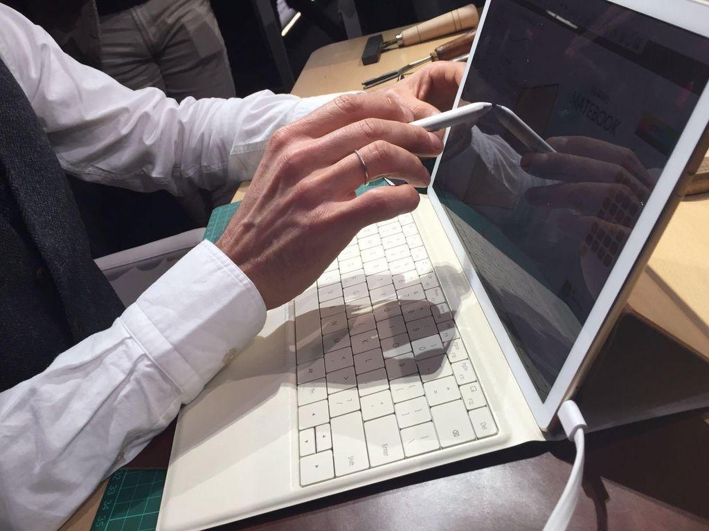 Huawei, Kapan Boyong MateBook ke Indonesia?