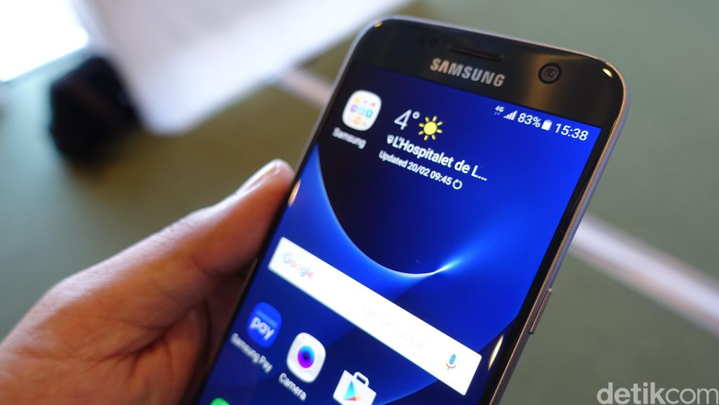 Lebih Dekat dengan Si Buas Galaxy S7