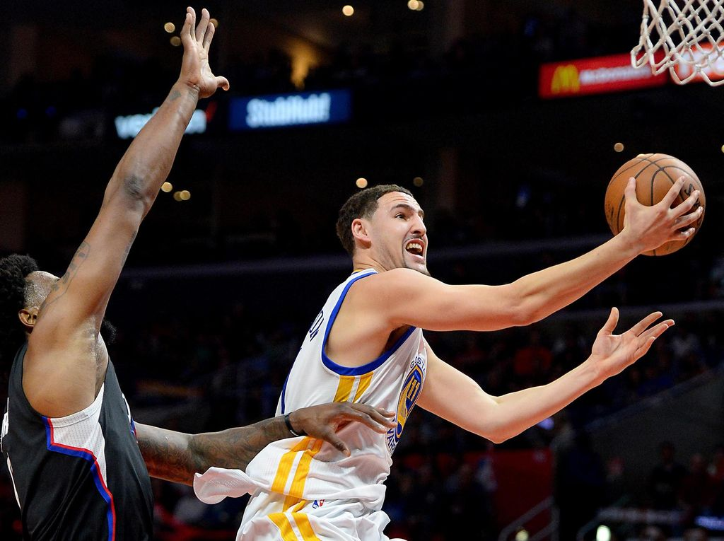 Golden State Warriors Kalahkan Los Angeles Clippers