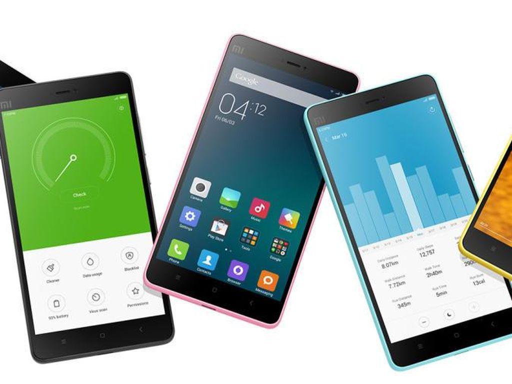 Pengapalan Xiaomi Redmi Tembus 100 Juta Unit
