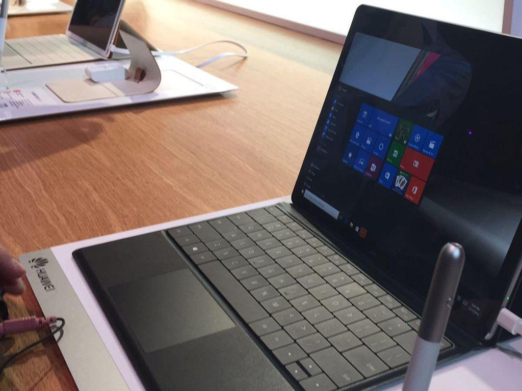 Huawei MateBook Jadi Penanda Era Business 3.0