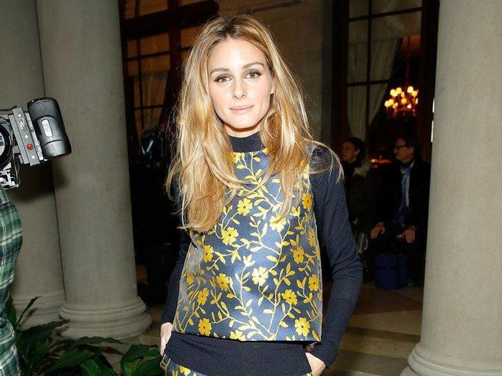 Foto: Penampilan Fashionista Olivia Palermo Selama Pekan Mode Dunia