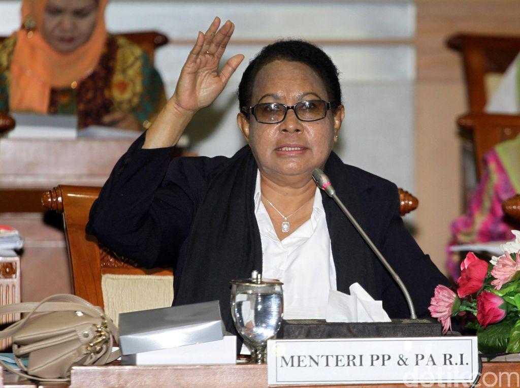 Menteri PPPA akan Naikkan Batas Usia Perkawinan
