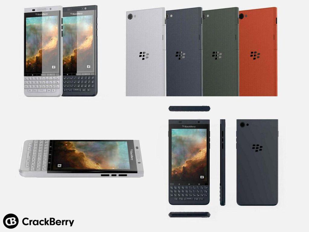 BlackBerry Android Vienna Usik Galaxy S7 & G5