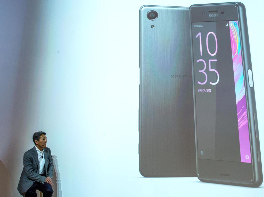 Z6 Tak Muncul, Sony Sodorkan Xperia X dan XA