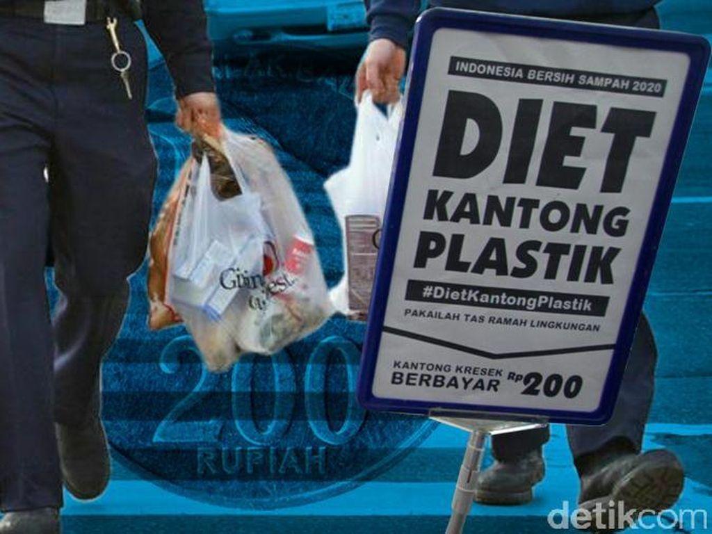 Kantong Plastik Berbayar (Lagi) dan Mindset Kita