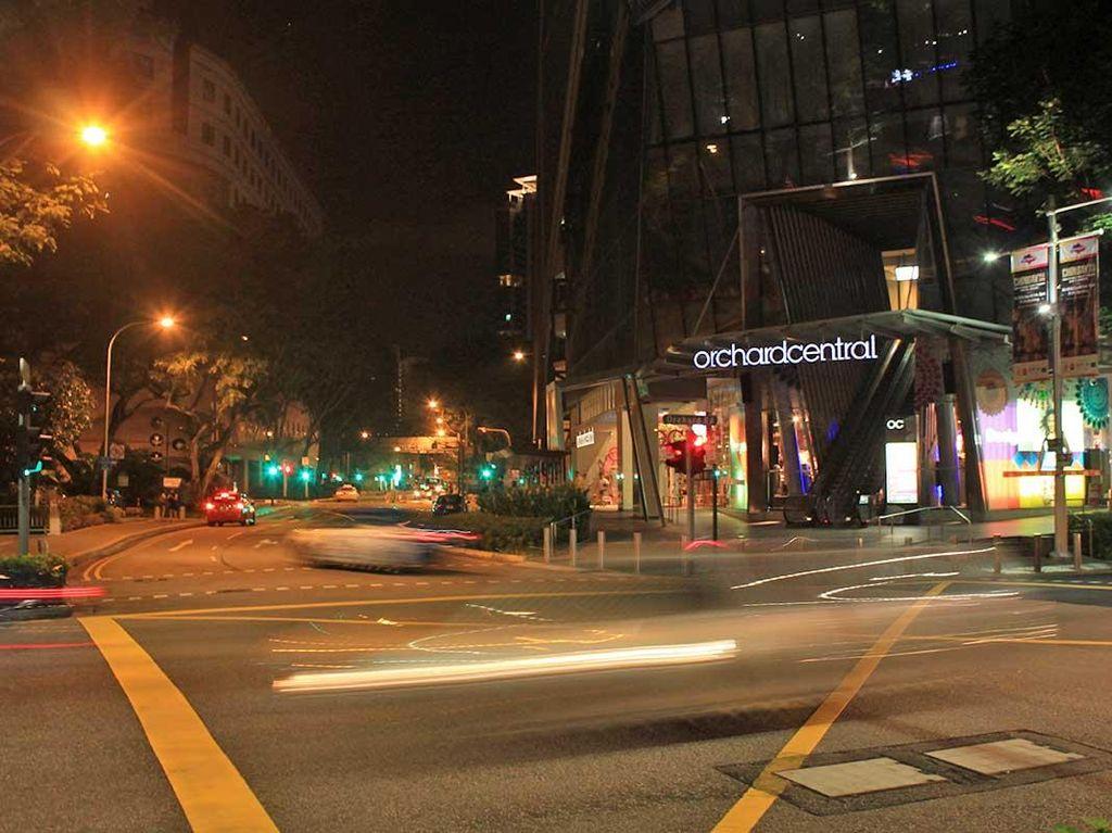 Bikin Heboh, Kuntilanak Tergantung Diprotes Warga Singapura