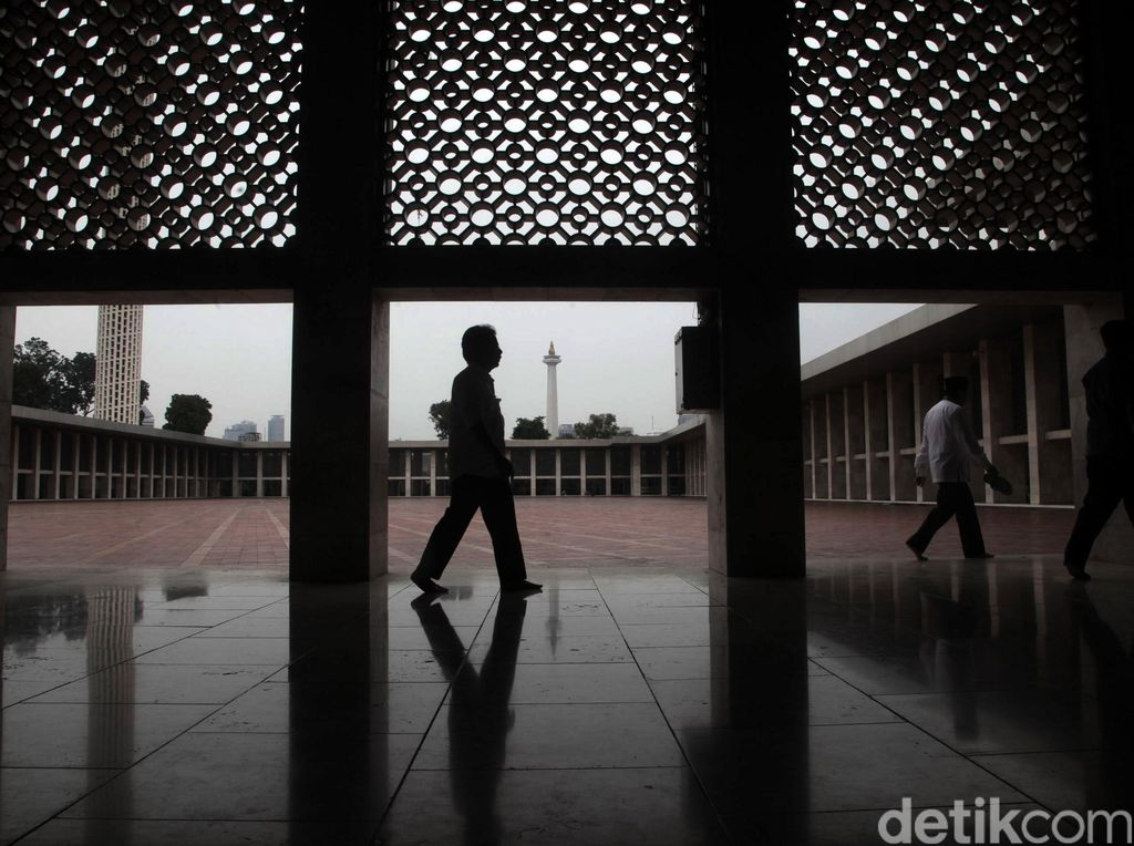 Pengurus Belum Terima Info Agenda Jokowi di Istiqlal Saat 212