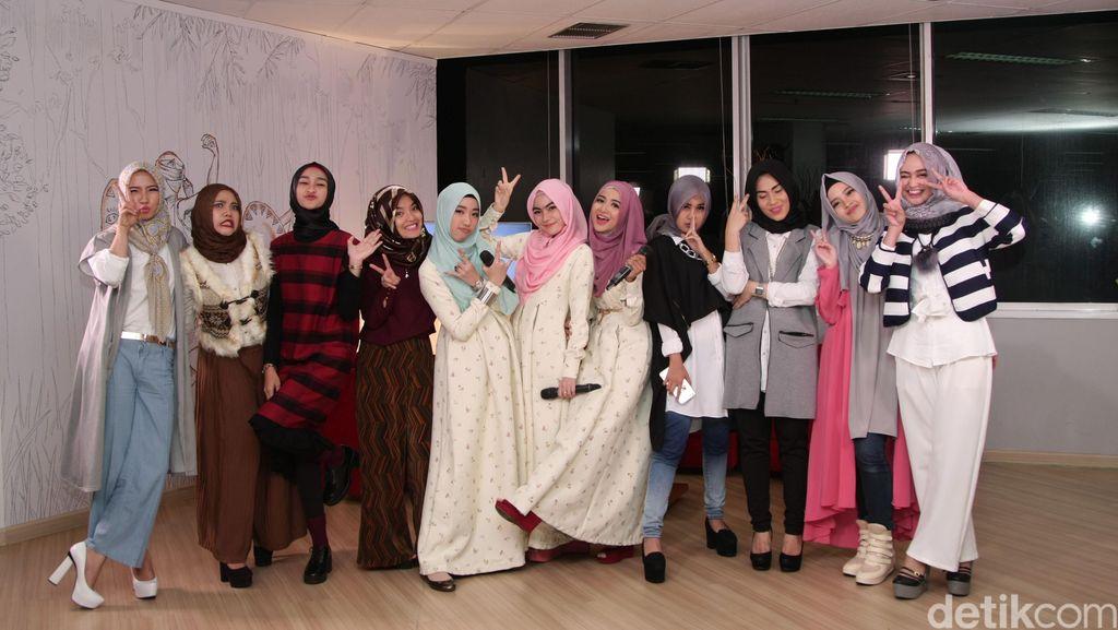Saksikan Streaming Hijab Hunt Story Hari Ini! Ketika Para Alumni Bertemu