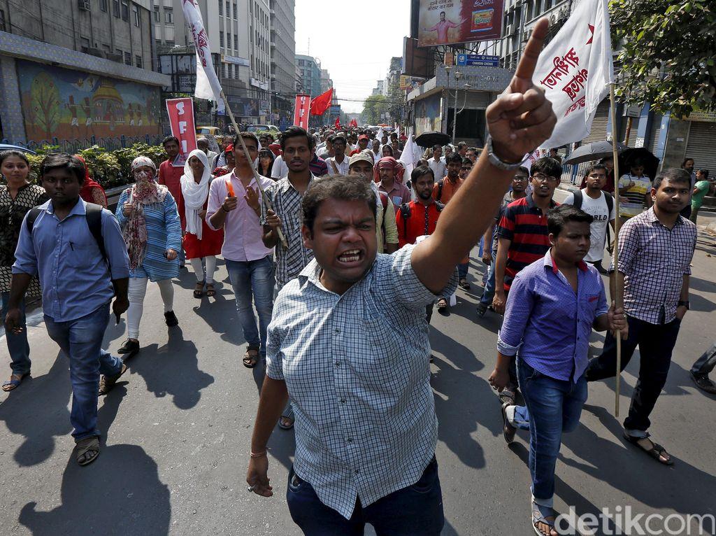 Kerusuhan Kasta di India