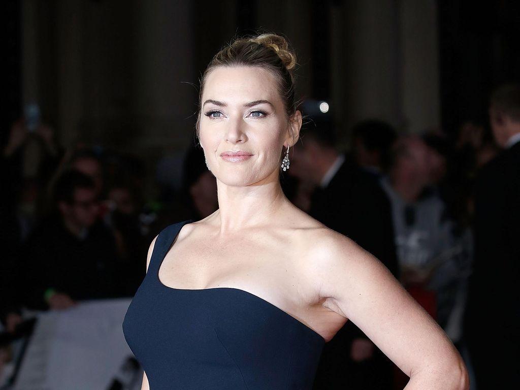 Kate Winslet Ngaku Diejek Usai Tampil Telanjang di Titanic