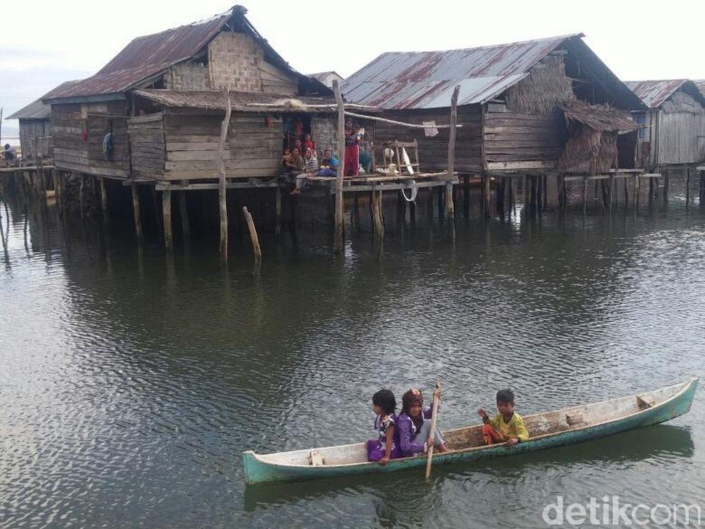 Bersua dengan Suku Bajo, Gipsy Laut dari Pesisir Sulawesi Tenggara