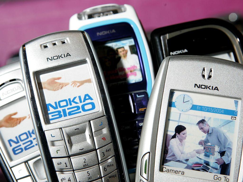 Soal Bikin Ponsel Lagi, Nokia: Jangan Grasak-grusuk