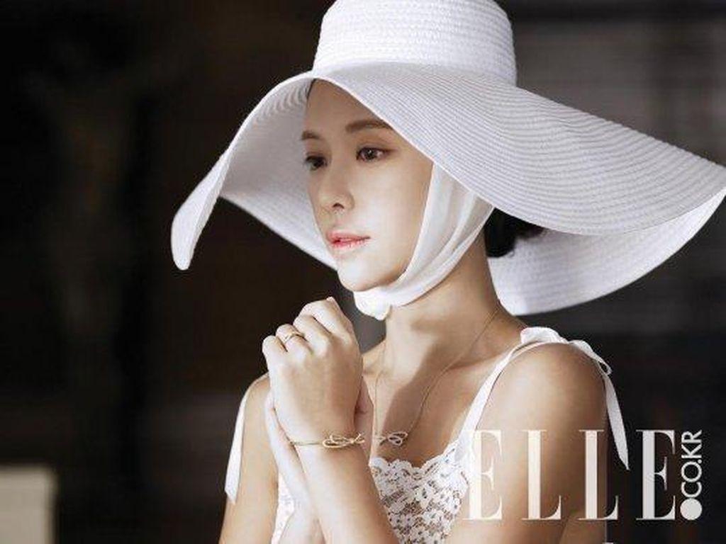 Lucky Romance Jadi Drama Pertama Hwang Jung Eum Pasca Menikah