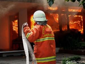 Video Kebakaran PT OSS di Konawe yang Tewaskan 1 WNA China
