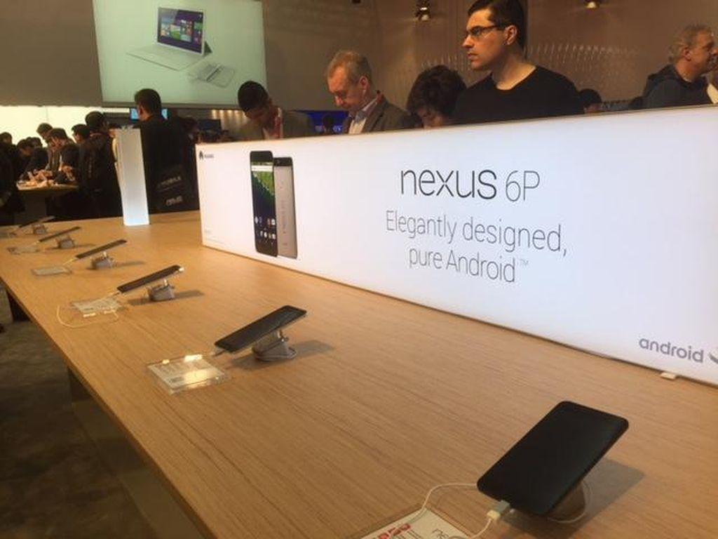 Nexus & Android One Kebagian Fitur Anti Spam
