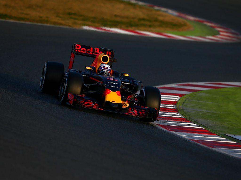 Red Bull Yakin Bisa Bersaing dengan Ferrari