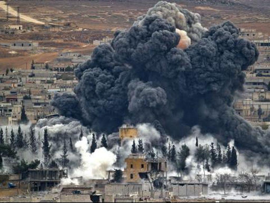 NATO Kecam Keras Serangan Udara Suriah di Idlib