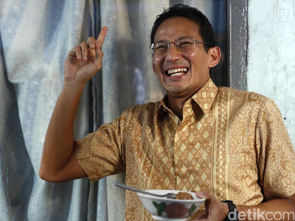 Jadi Calon Kuat Cawapres Prabowo, Berapa Harta Sandiaga Uno?