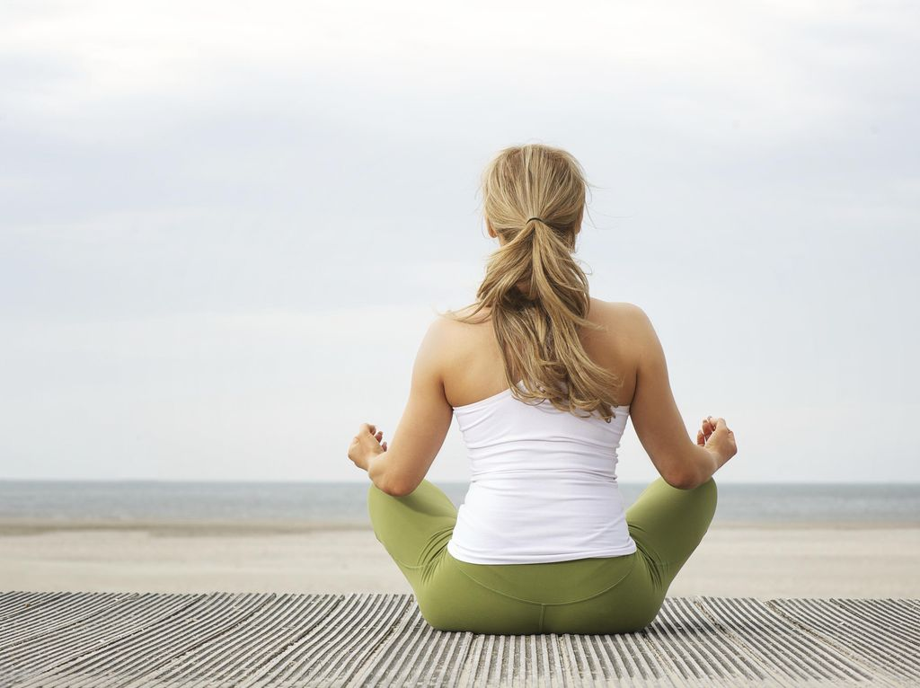 Mau Tubuh Sehat? Yuk Segarkan Pikiran dengan Meditasi