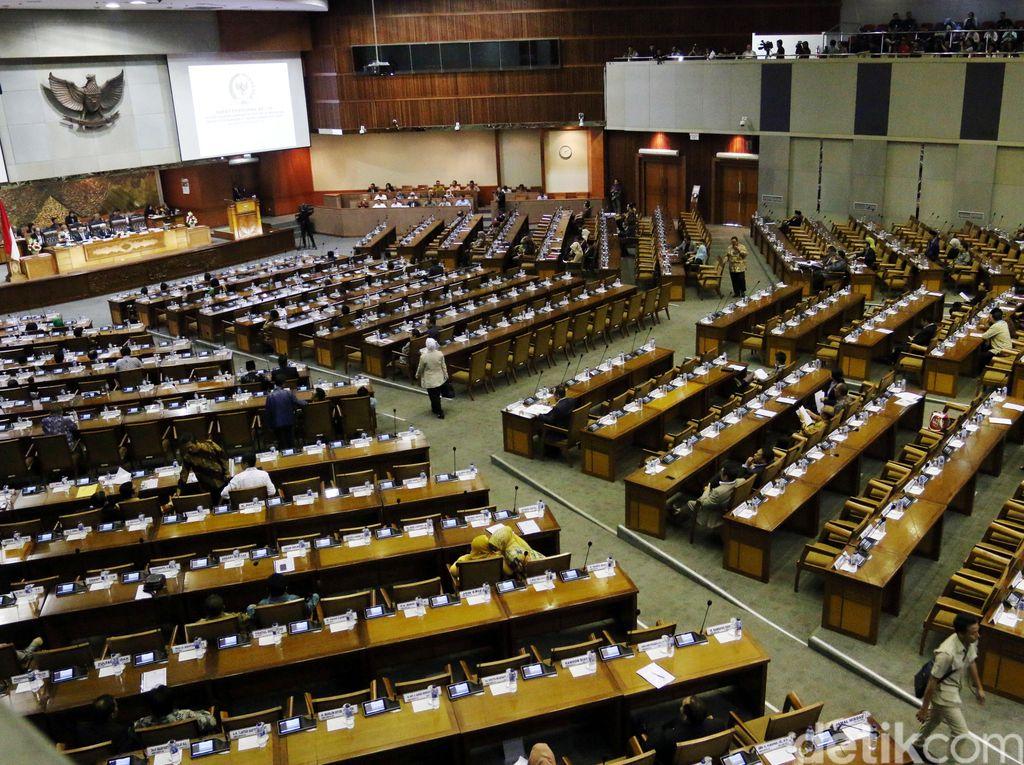 Peta Politik 9 Fraksi DPR di Isu Kenaikan Ambang Batas Masuk Parlemen