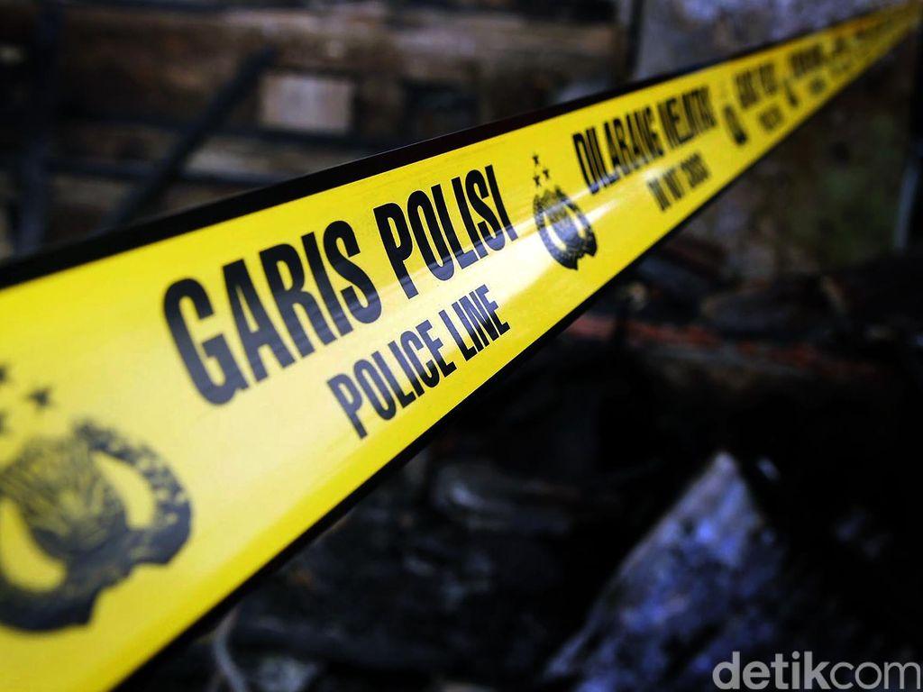 Polisi Reka Ulang Kasus Jumharyono Bunuh Istri dan Bakar Rumah Siang Ini