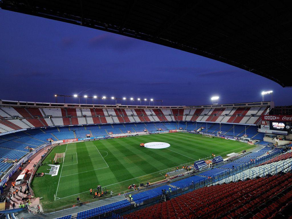Final Copa del Rey Akan Digelar di Vicente Calderon