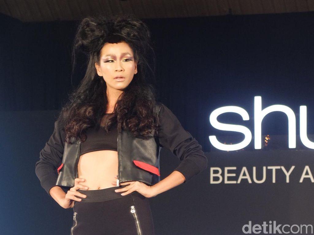 Dalam 30 Menit, Makeup Artist Ditantang Shu Uemura Buat Tata Rias Dramatis