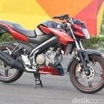 Yamaha V-Ixion Ungguli Honda CB150R StreetFire