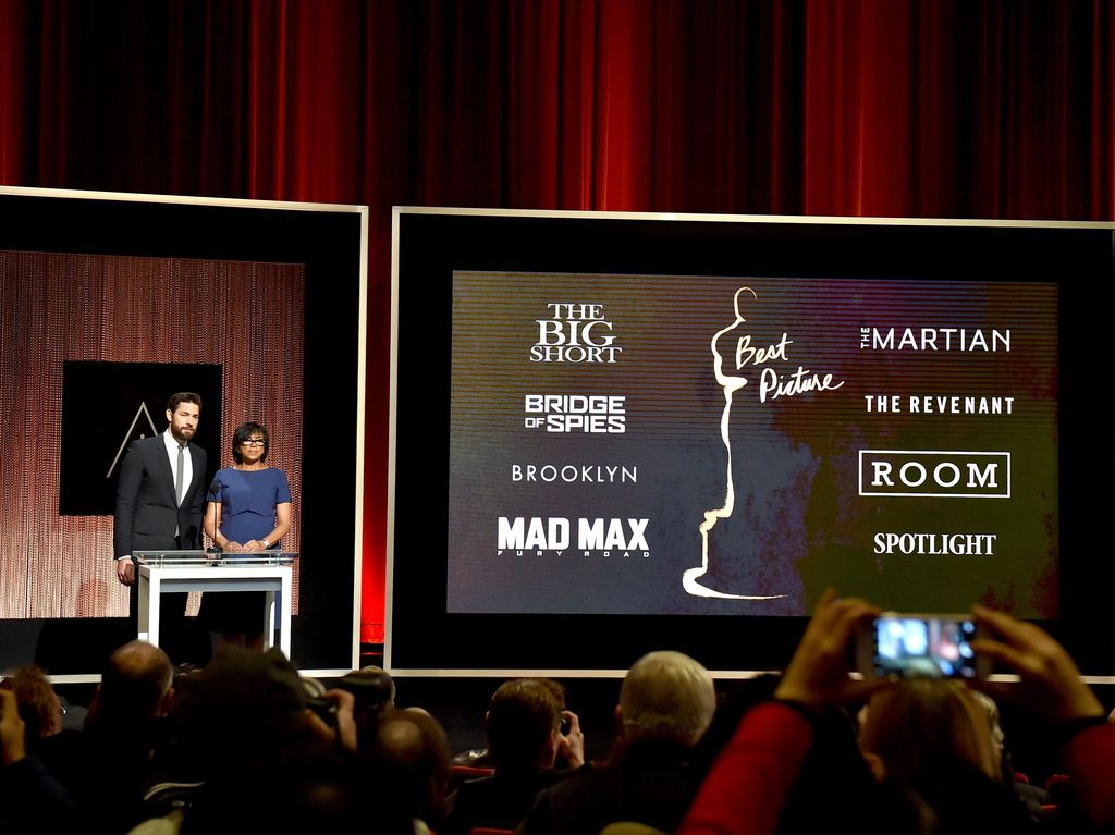 Road to Oscar 2016: Film Apa yang Akan Jadi Pemenang Best Picture Tahun Ini?
