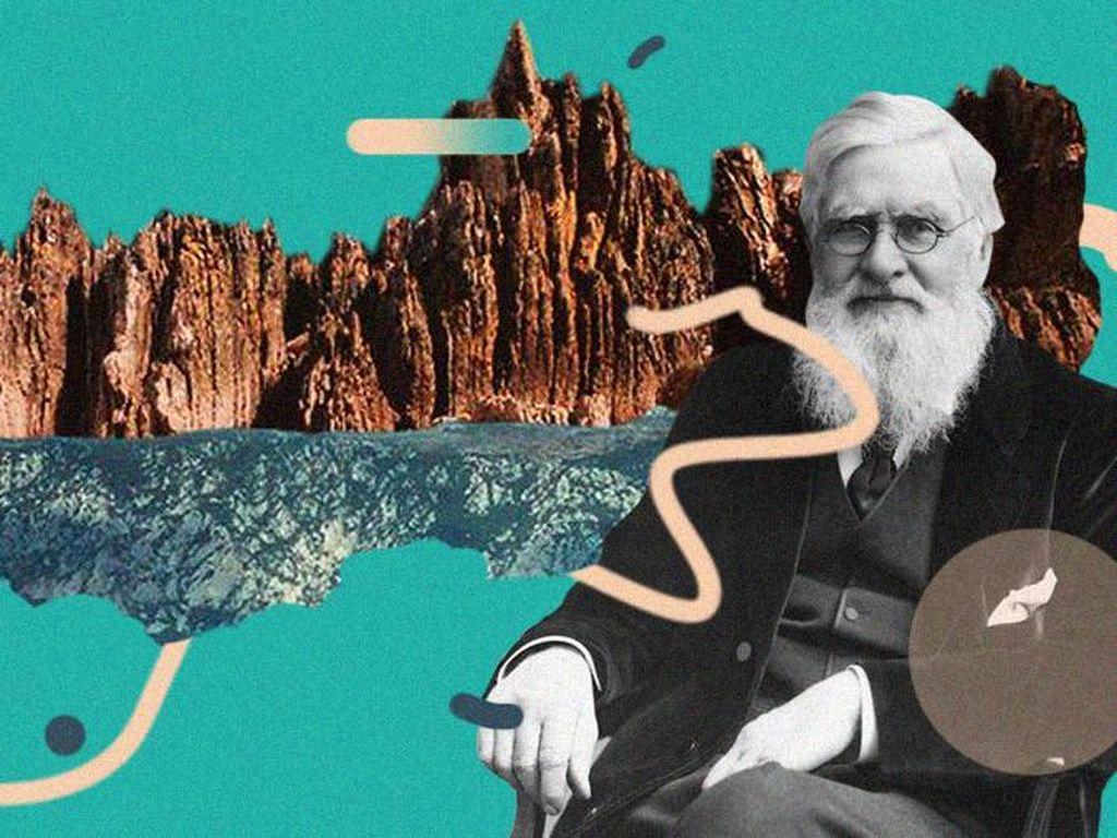 Kisah Alfred Russell Wallace, Ilmuwan Pertama yang Sadari Uniknya Hewan Papua