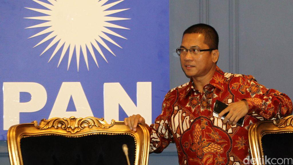 Usul Anggota DPR Ditambah 20, PAN: Jumlah Penduduk Bertambah