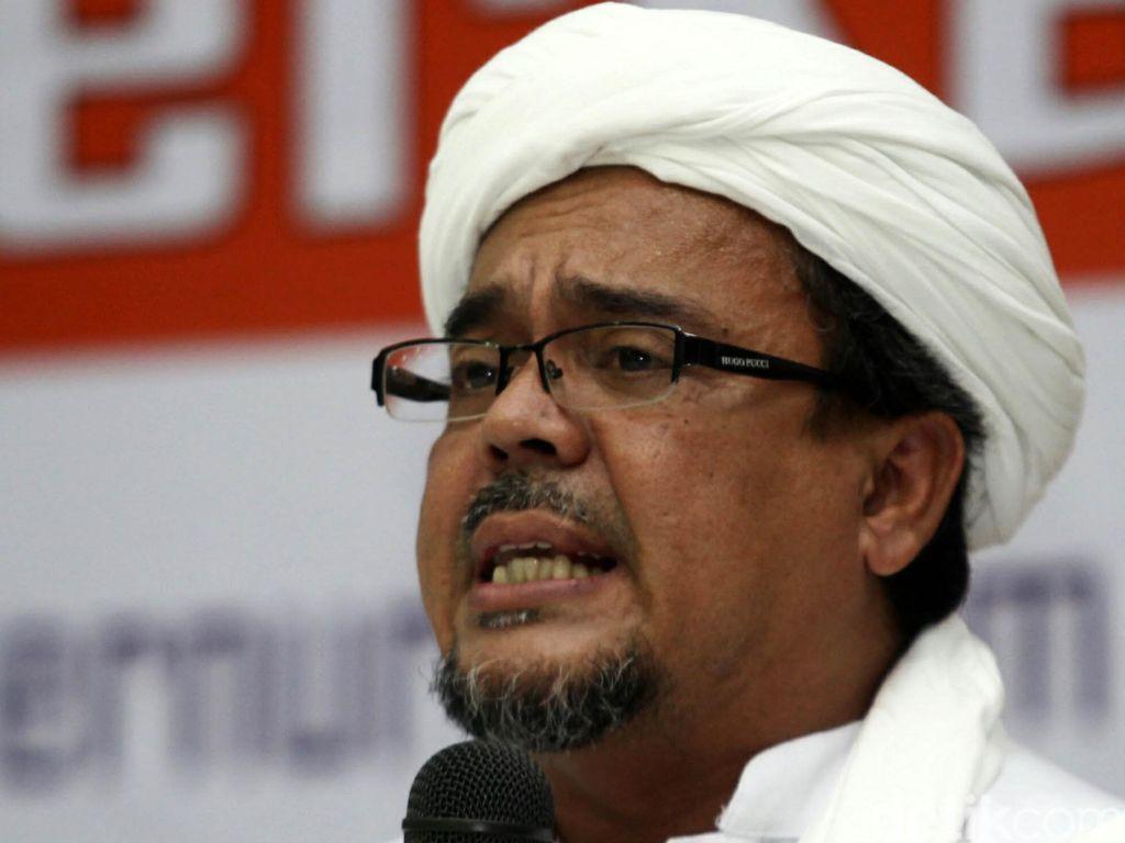 Moeldoko vs FPI Soal Kepulangan Habib Rizieq