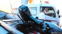 Masyarakat Tumpangpitu dapat Bantuan Ambulans dan Perahu Karet