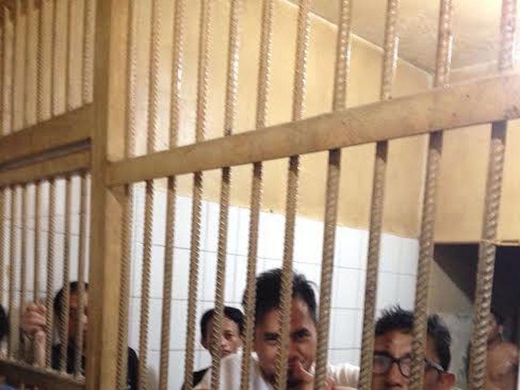 Bila Tak Jalani Pemeriksaan, Saipul Jamil Isi Aktivitas di Sel dengan Berdendang