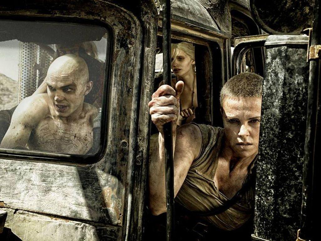 Mad Max: Fury Road, Jawara Oscar di Bidang Kreatif Produksi