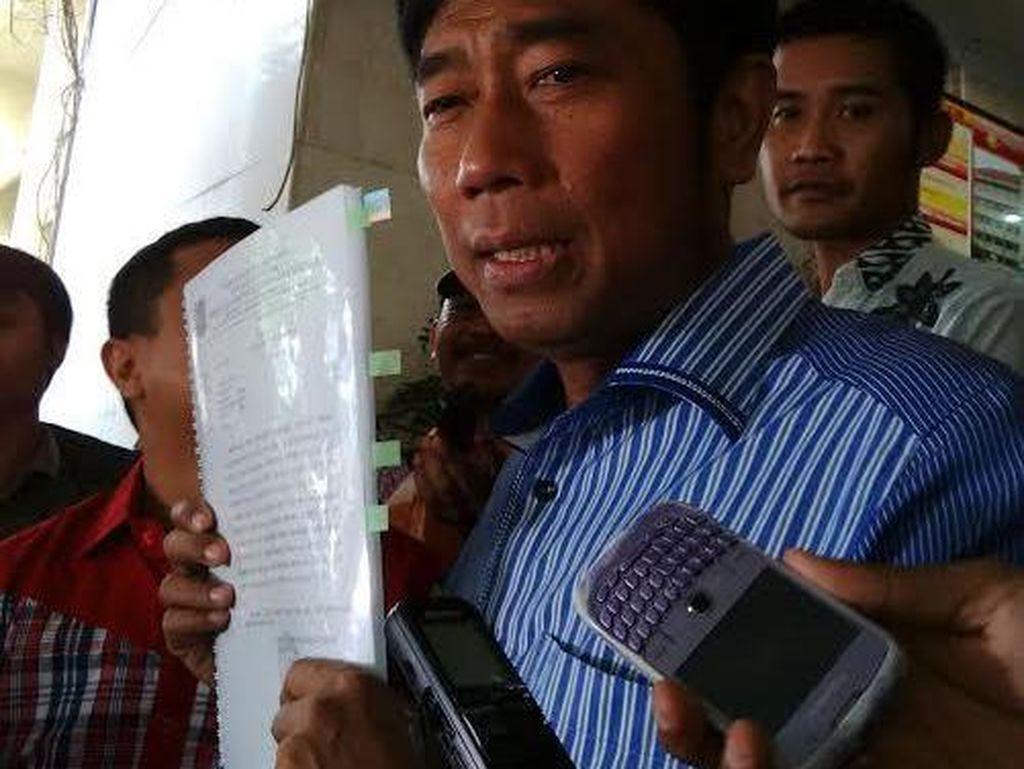 Beri Dokumen Kasus Korupsi, Lulung Optimis Akan Ditindaklanjuti Bareskrim