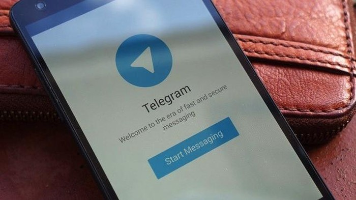 Pemblokiran Telegram Makara Sorotan Media Asing