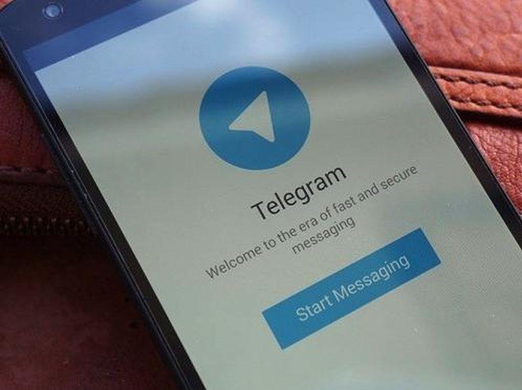 Apple Mulai Blokir Update Telegram