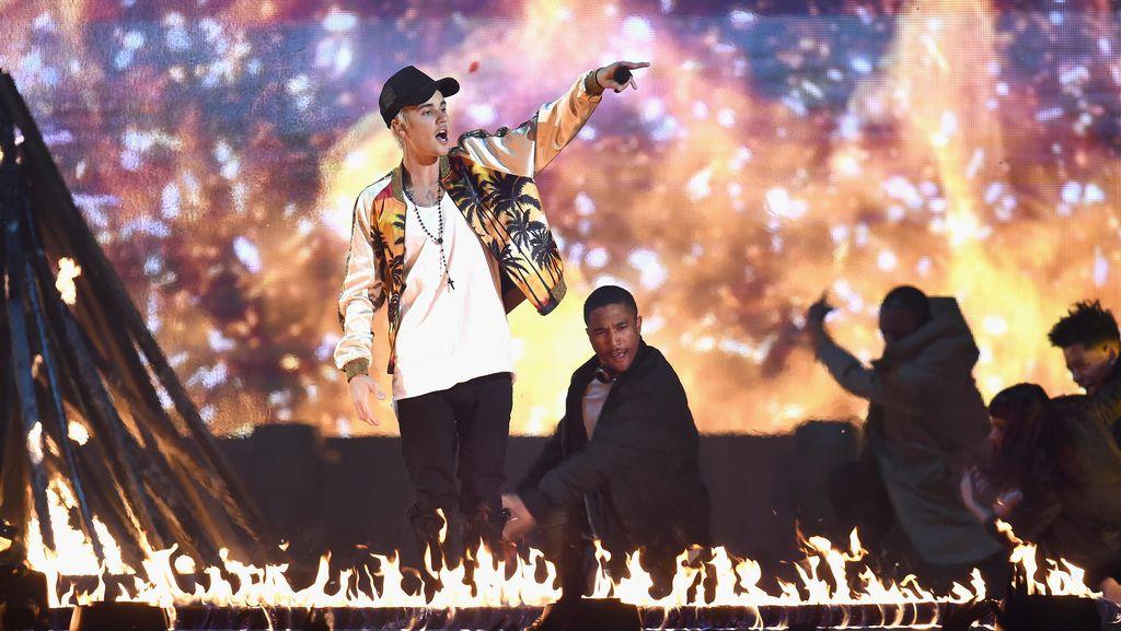 Justin Bieber Umumkan Jadwal Tur Konser 2017, Ada Indonesia?