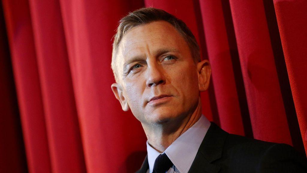 Aksi Terbaik Daniel Craig Sebagai James Bond