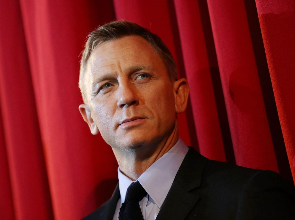 Daniel Craig Mungkin Kembali Perankan James Bond