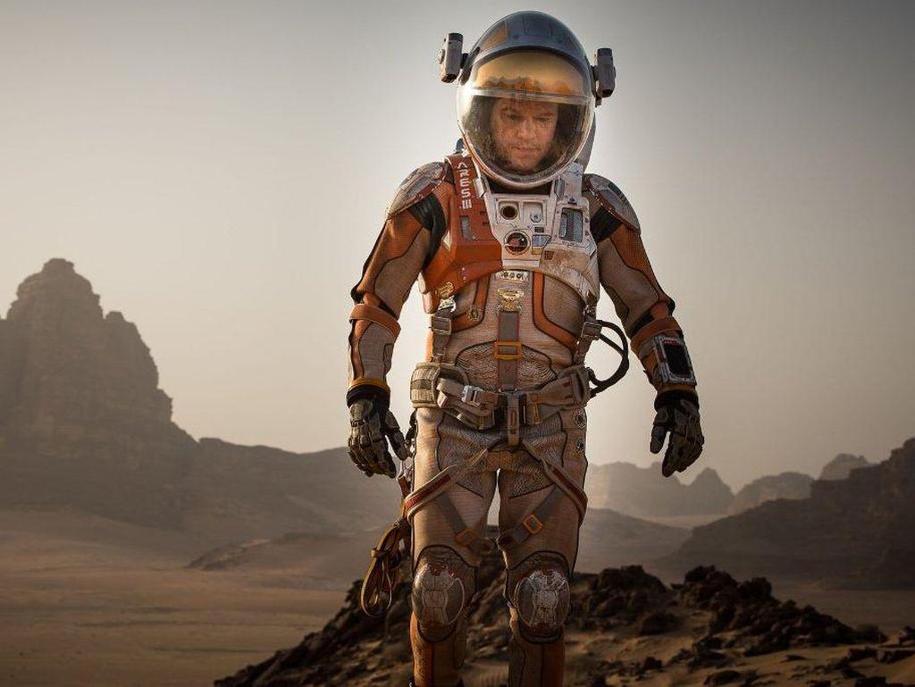 Lowongan Kerja di NASA: Digaji Buat Pura-pura Tinggal di Mars
