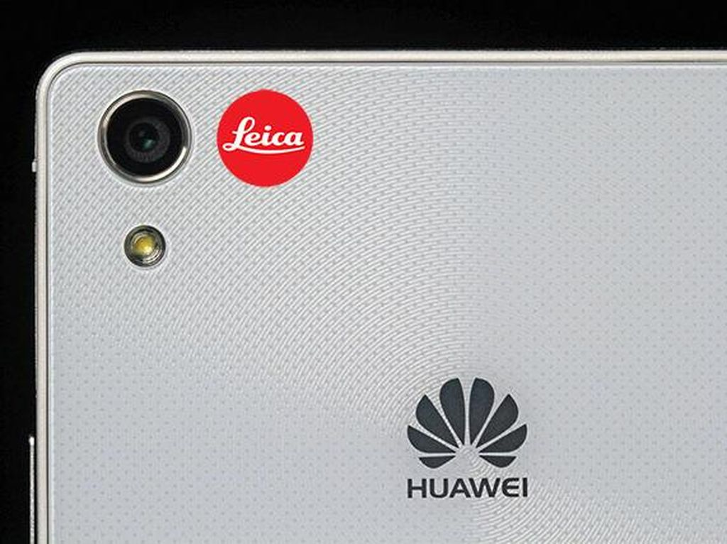 Huawei Gandeng Leica, Mau Bikin Apa?
