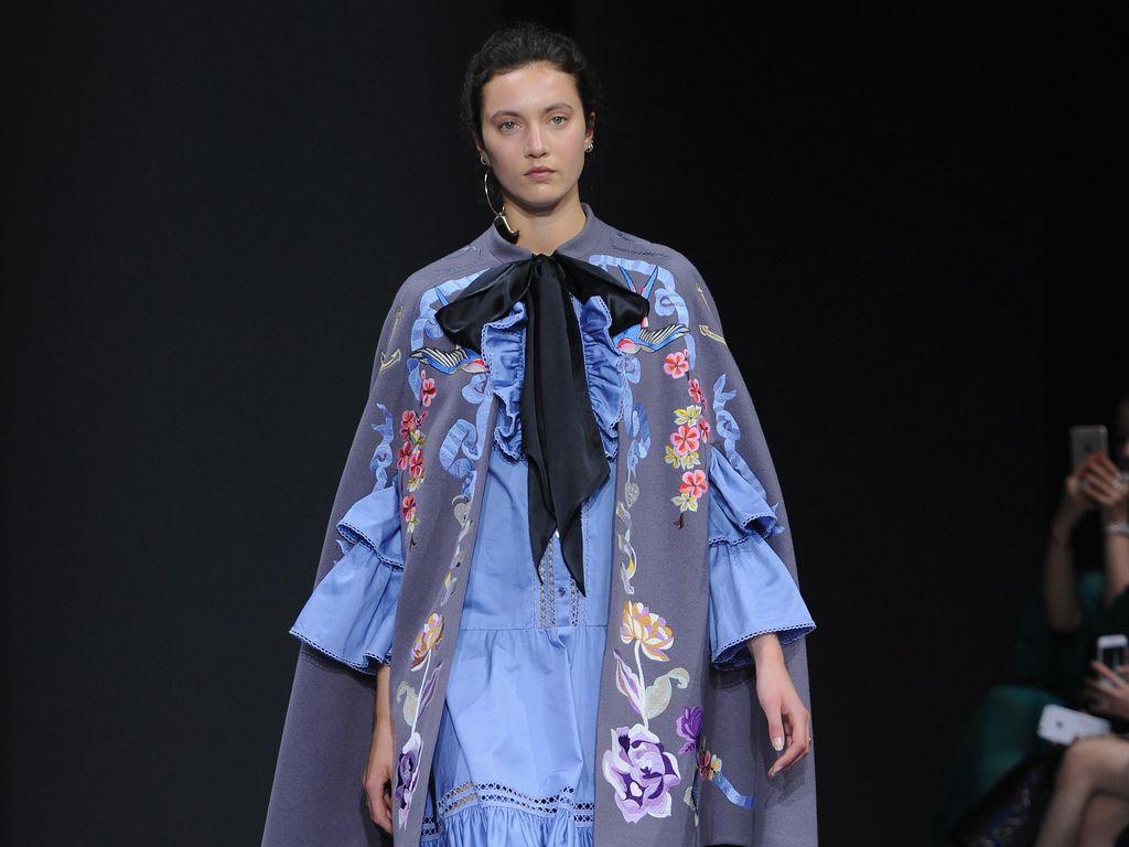 Pita Sampai Jubah, Ini Prediksi Tren di London Fashion Week AW 2016