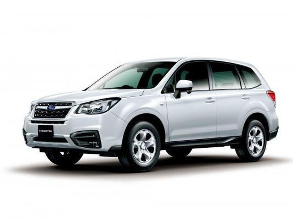 Subaru Produksi SUV Forester di Malaysia