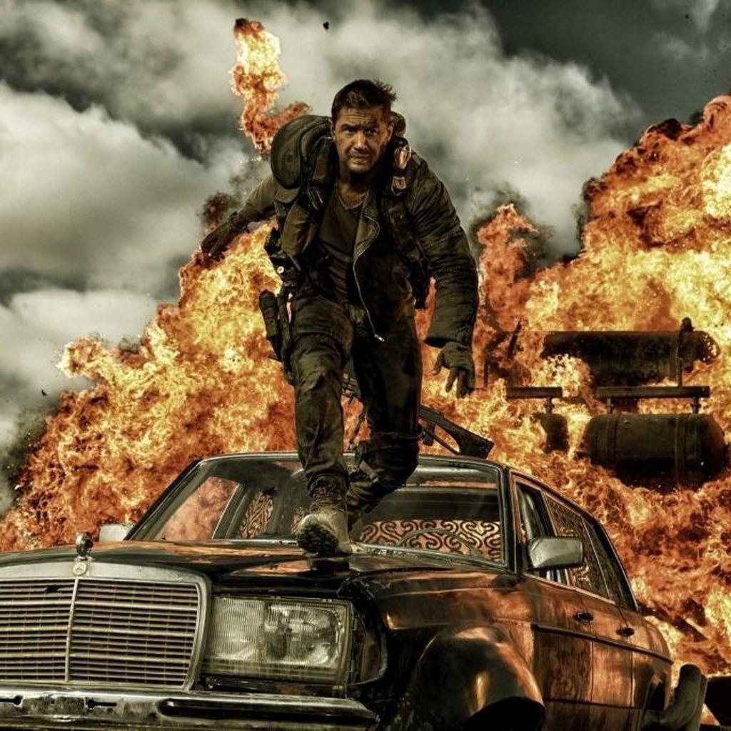 Tom Hardy Sebut Akan Ada Lanjutan Mad Max: Fury Road