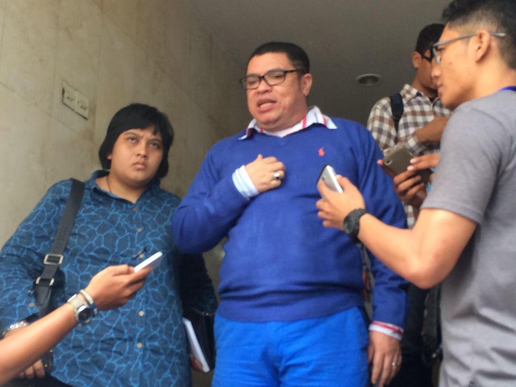 Tamengi Jokowi-Maruf, Razman Siapkan Strategi Serang dan Bertahan